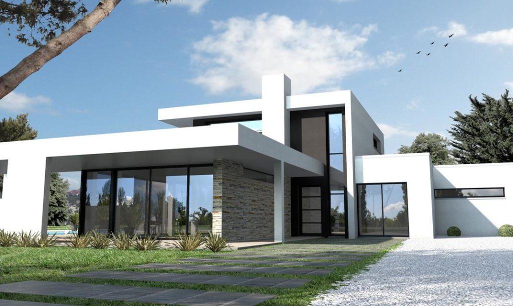 Maison Style Moderne Connaissez Vous Les Maisons Modernes